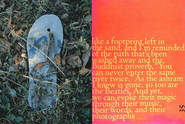 NEW Like a Footprint